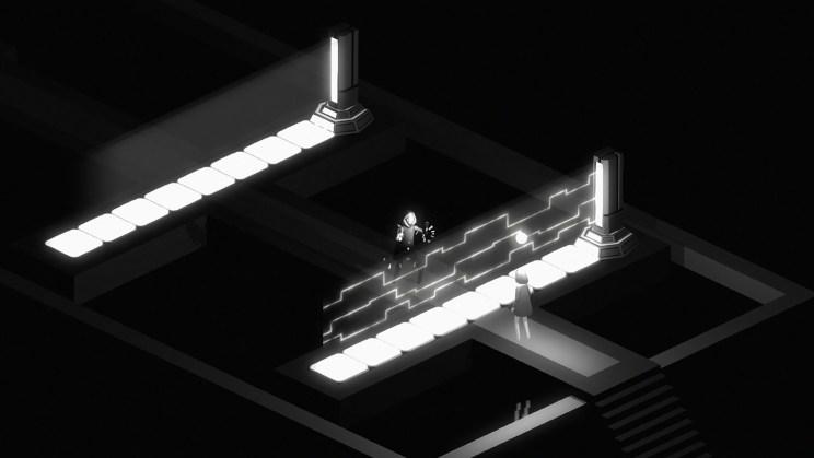 Fracter Monochromatic Puzzle Adventure ss2
