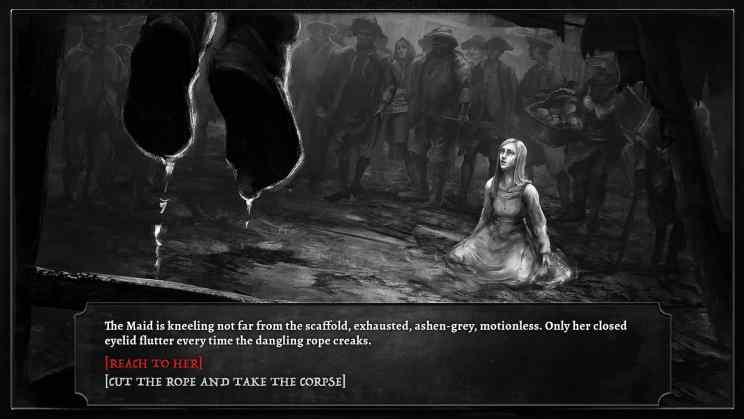 Executioner Dark RPG ss3