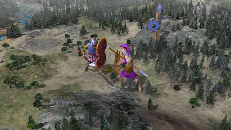 Imperiums Greek Wars game ss1