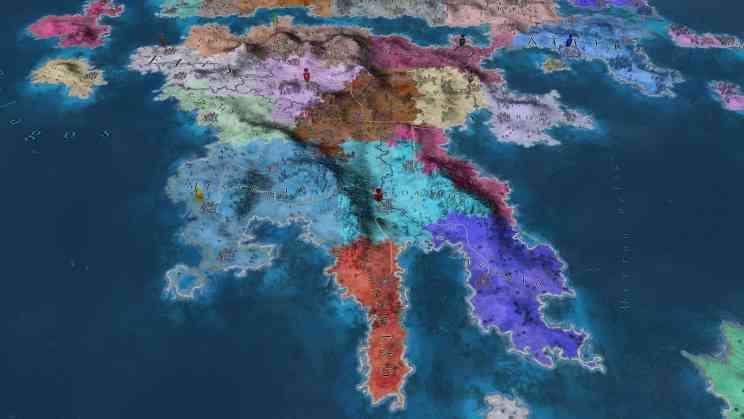 Imperiums Greek Wars game ss2