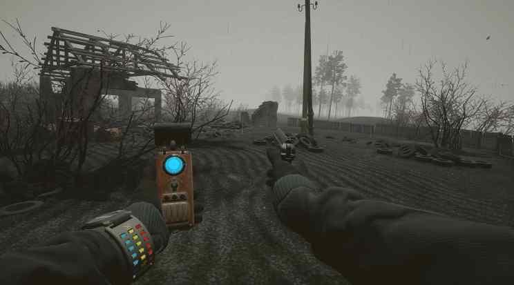 Into Radius Horror VR ss1