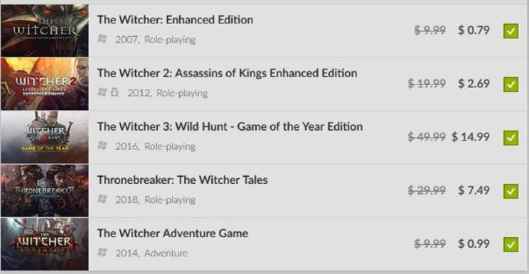 Tower Of Time GiveAway Witcher Deals