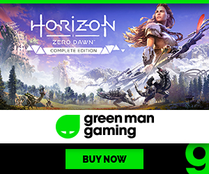 GMG - Horizon Zero Dawn Discount