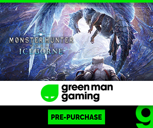 GMG Monster Hunter Deal Digital Underground