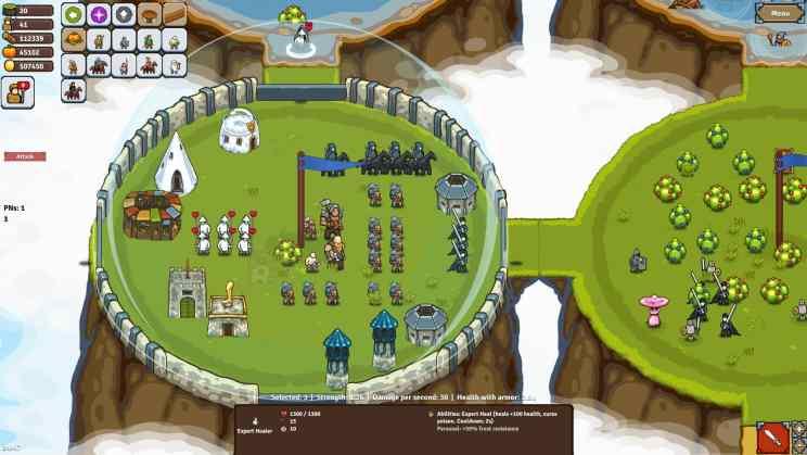 Circle Empires Rivals RTS ss2