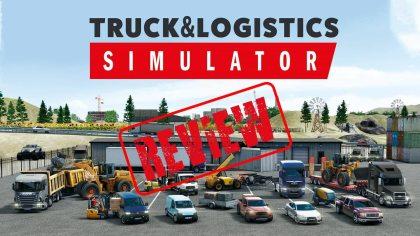 Truck & Logistics Simulator Review