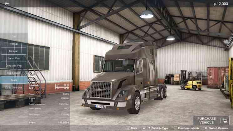 Truck & Logistics Simulator Review ss1