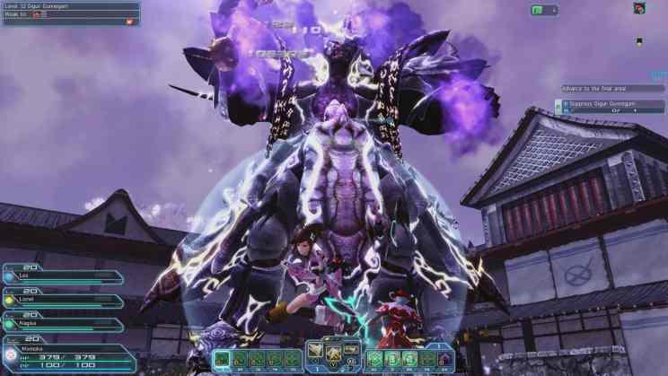 Phantasy Star Online 2 MMORPG ss1