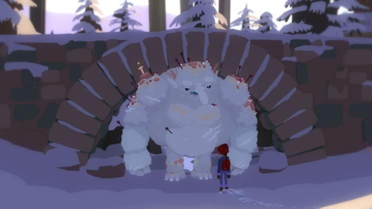 Röki adventure game ss1