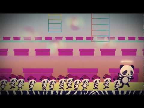 Nouveau film signé Jimmy Choo – Angel & Devil Panda