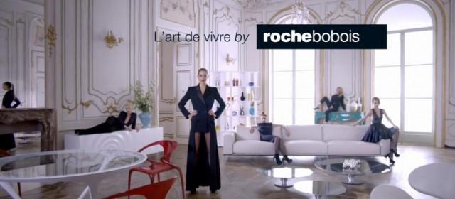 Nouveau film pour la marque Roche Bobois – Jubilation
