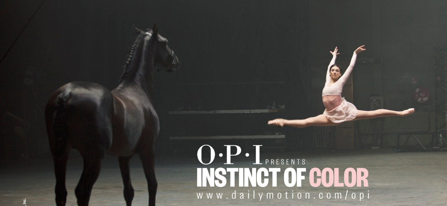 "OPI – ""Instinct Of Color"" – Behind the scene"