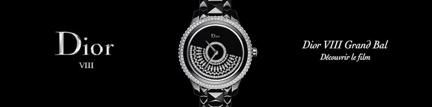 Nouvelle campagne Dior VIII Grand Bal – Une campagne à l'heure !