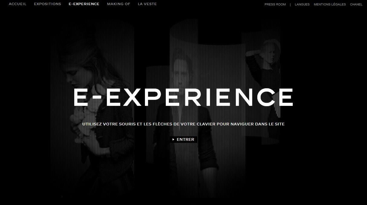 Nouveau site – La petite veste noire par Chanel et Karl Lagarfeld