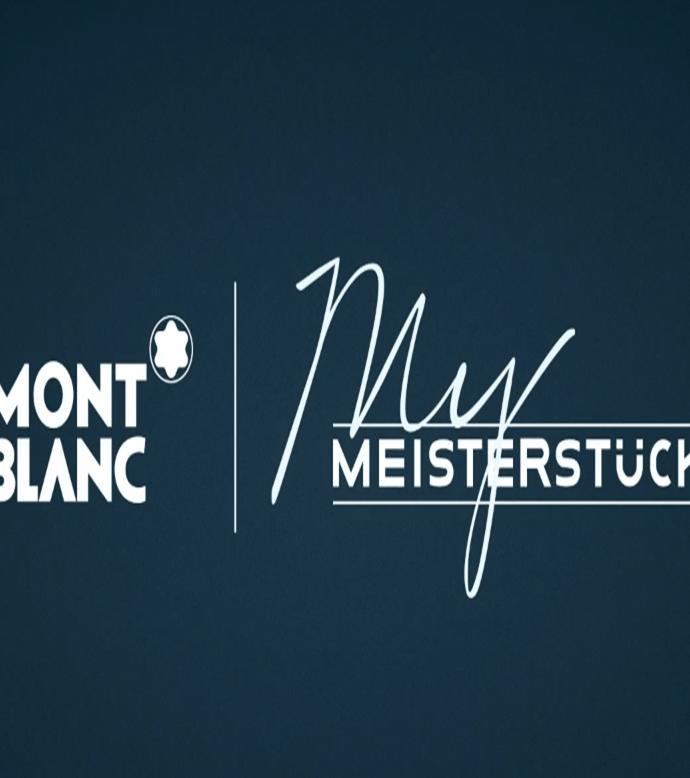 Nouveau film Montblanc – My Meisterstück