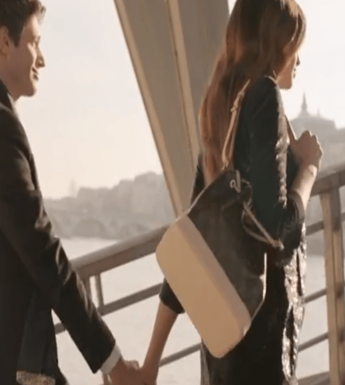 Nouveau film signé Louis Vuitton – BUBBLING WITH ELEGANCE