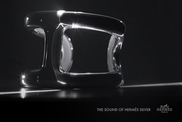 Nouveau film signé Hermès – The Sound Of Hermès Silver