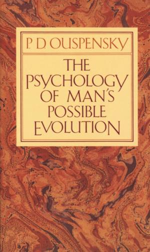 The Psychology of Man's Possible Evolution book cover