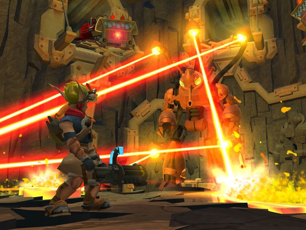 17 Years Later, Naughty Dog Has Yet to Top Jak and Daxter