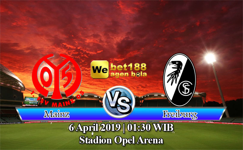 Prediksi Bola Mainz vs Freiburg 6 April 2019