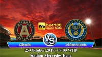 Prediksi Bola Atlanta United Vs Philadelphia Union 25 Oktober 2019