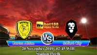 Prediksi Bola Burton Albion Vs Salford City 20 November 2019