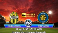 Prediksi Bola Hellas Verona vs Inter Milan 11 April 2020