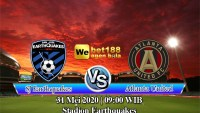 Prediksi Bola SJ Earthquakes vs Atlanta United 31 Mei 2020