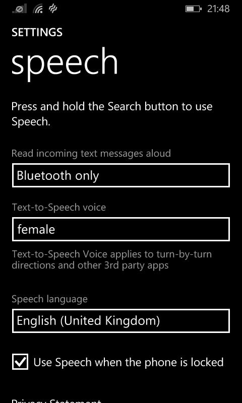 Denim Update on the Lumia 820 (2/2)