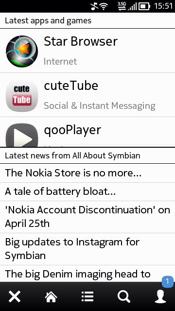 Nokia Account Closure and AppList (3/3)