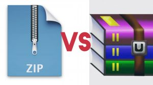 ZIP_VS_RAR_FILES