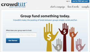 Crowdtilt crowd-funding site