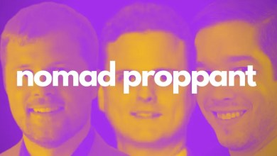 Photo of Nomad Proppant Services on Oil and Gas Startups