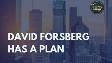 Photo of David Forsberg Has a Plan | Tripping Over The Barrel
