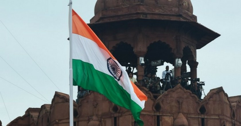 Social distancing, Mask and multi layered security in place for Independence Day 2020