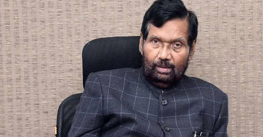 #Breaking: Union Minister Ram Vilas Paswan passes away