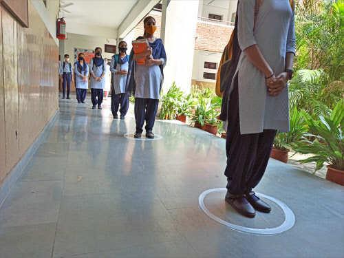 Delhi Unlock: Schools in Delhi to reopen partially from today for class 10, 12