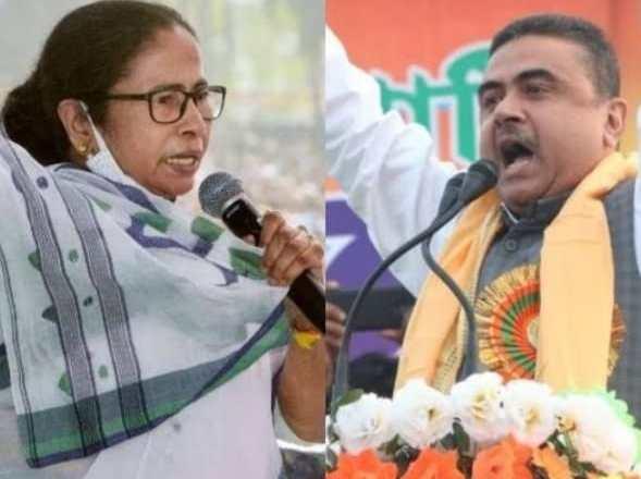 West Bengal polls: 'नंदीग्राम' से निकलेगा बंगाल में सत्ता का रास्ता, भाजपा-टीएमसी की साख भी लगी दांव पर