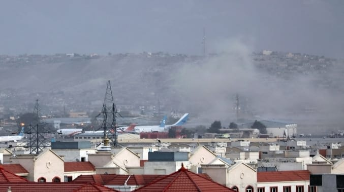 Afghanistan Crisis: Several Rockets fly across Kabul