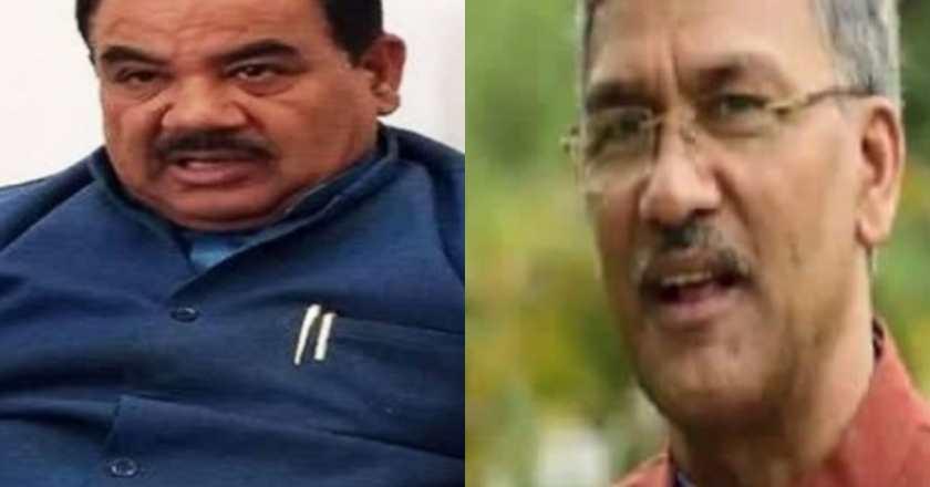पूर्व सीएम त्रिवेंद्र रावत और मंत्री हरक सिंह में 'गधा-ढेंचा' बयान के बाद भाजपा में बढ़ी कलह
