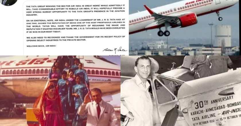 After 68 years, Tatas win back Air India
