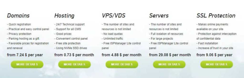 Thehost.ua Web Hosting Review: Flexible discount Systems for Wholesale Resellers