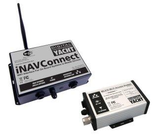Antenne WL510 et routeur iNavConnect