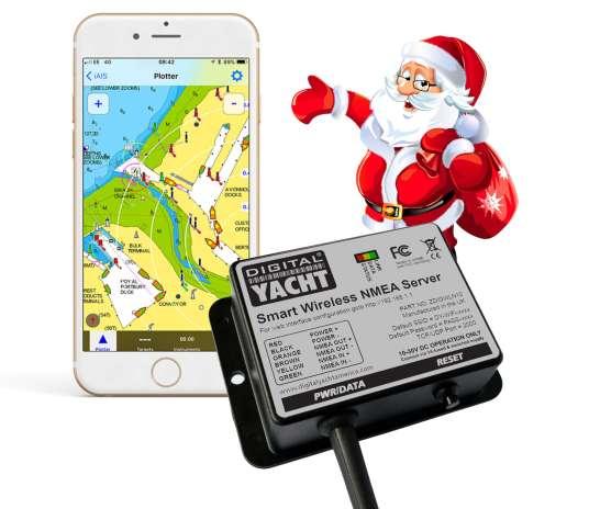 Offre de Noël de Digital Yacht sur le Smart WLN10