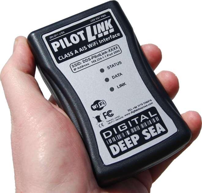 pilotlink handheld