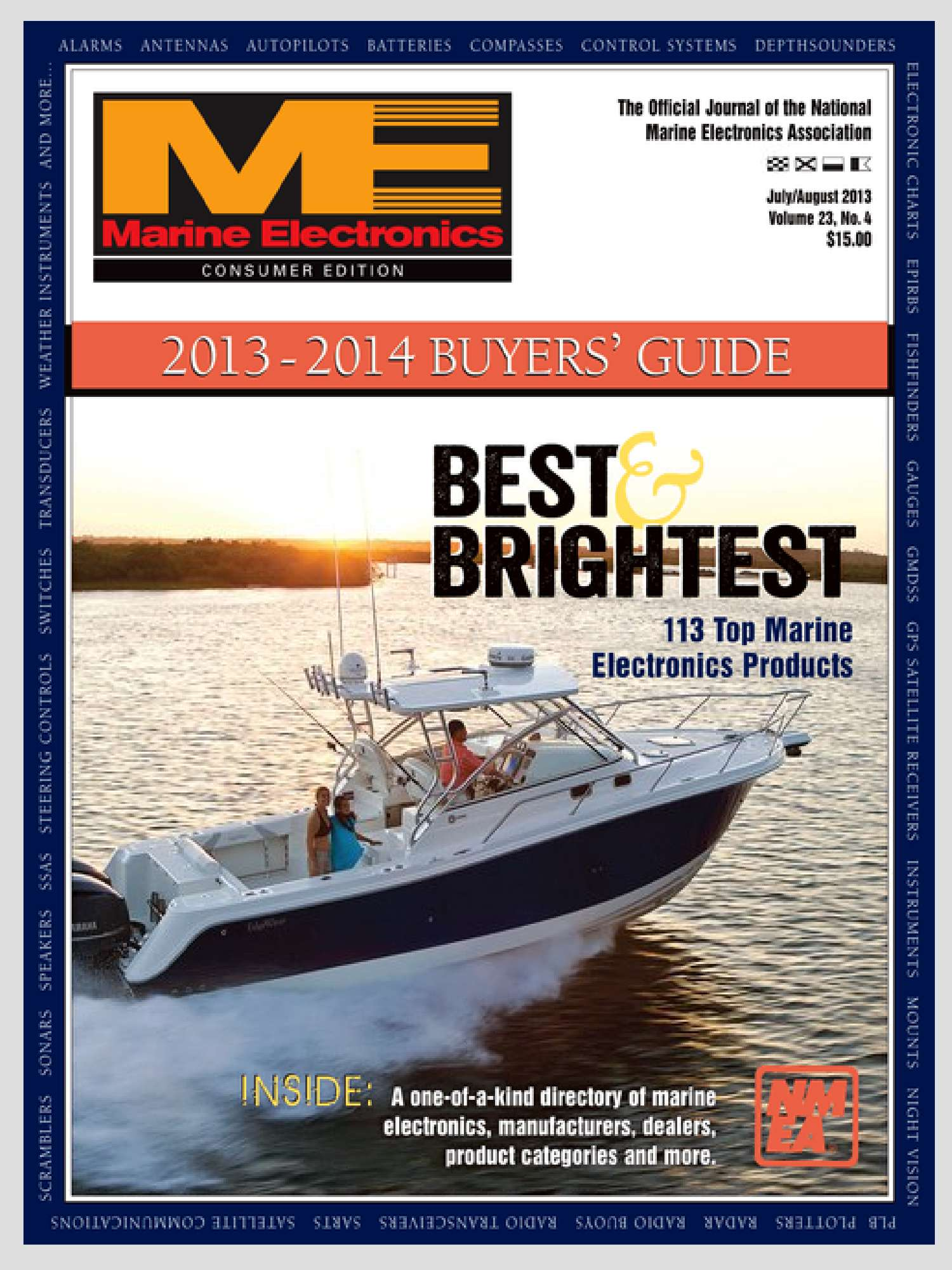 Marine Electronic's Journal - Now On Line - Digital Yacht News
