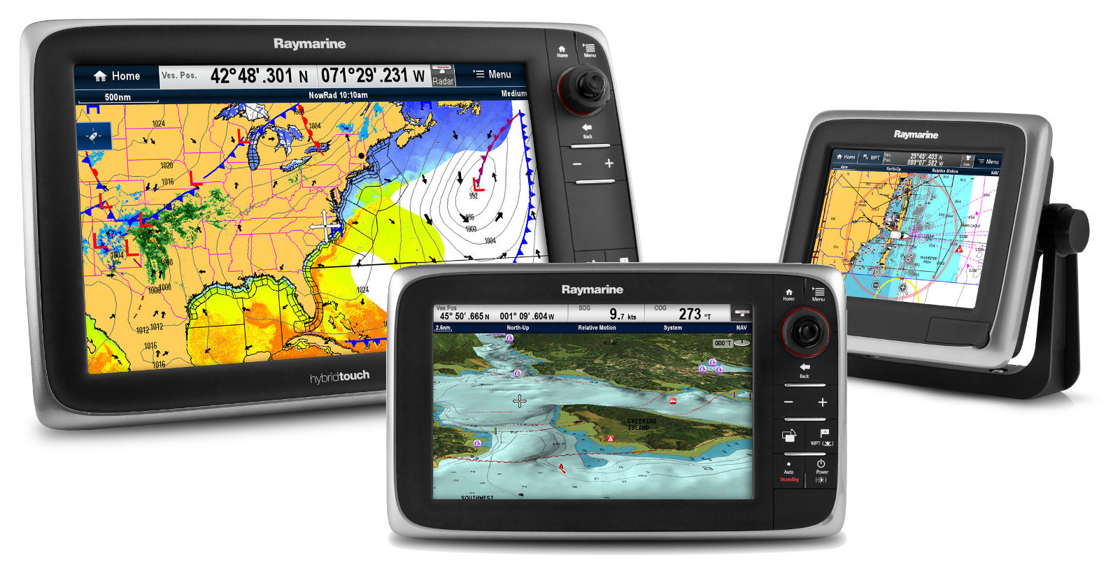 Raymarine A C And E Series Plotters With Ais Over Nmea2000 Gps Wiring Diagram Digital Yacht News