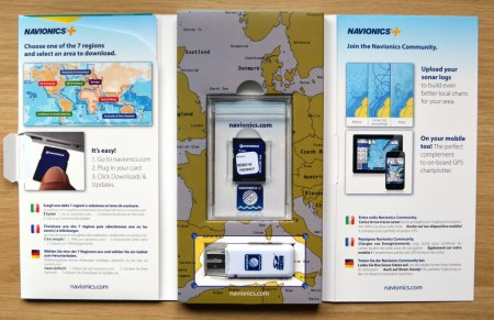 Navionics+ Package