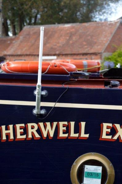internet on narrow boat