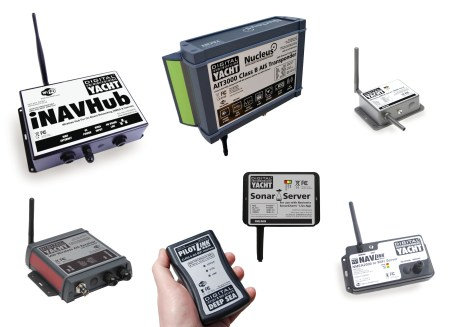 Wireless NMEA Products New